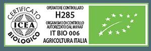 agricoltura biologica certificata dal 1993